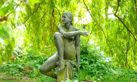 zahradní sochy