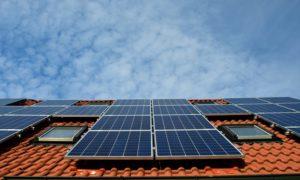 solární panel